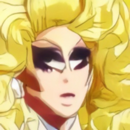 trixie mattel to waifu